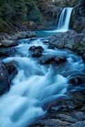 Tawhai Falls, Whakapapanui Stream, Tongariro National Park, New Zealand
