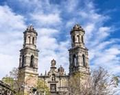 San Hipolito Church, Mexico City