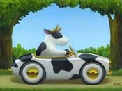 Cow Car