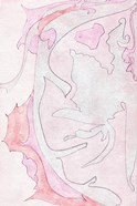 Pink Abstract I