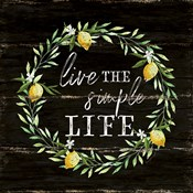 Live the Simple Life