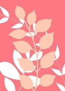 Coral Foliage III