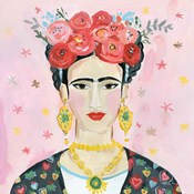Homage to Frida Shoulders