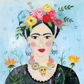 Homage to Frida II Shoulders