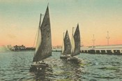 Florida Postcard I