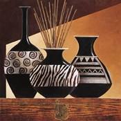 Patterns in Ebony I