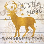 It's the Most Wonderful Time Deer