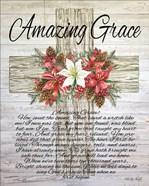 Amazing Grace Christmas Cross