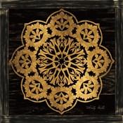 Gold Mandala I