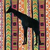 African Animal III Jewel