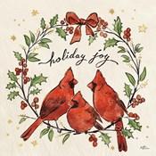 Christmas Lovebirds XI