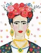 Homage to Frida Bright