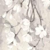 Magnolia Branch Flipped Cream Crop