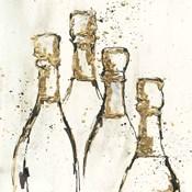 Champagne is Grand II Gold