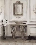 Classical Bath I Gray