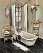 French Bath II Black v2