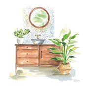 Greenery Bath I