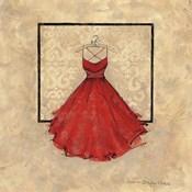 Take Me Dancing II (red)