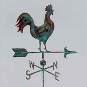 Rural Relic Rooster