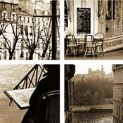 Paris A La Seine.