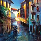 Daybreak in Venice