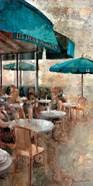 Terraza Cafe Les Deux Magots