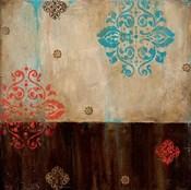 Damask Patterns I