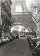 "Street View of """"La Tour Eiffel"""""