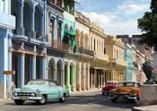 Avenida in Havana, Cuba