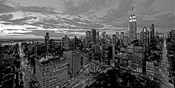 Chelsea and Midtown Manhattan (BW detail)