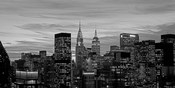 Midtown Manhattan BW