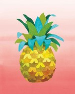 Island Time Pineapples VI Coral