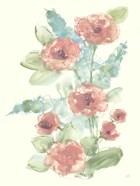 Camellia Bouquet I
