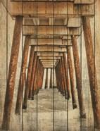 Vintage Under Dock