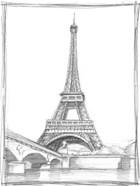 Eiffel Tower from the Seine