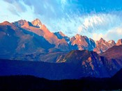 Mountainscape Photograph I