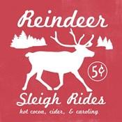 Reindeer Rides I
