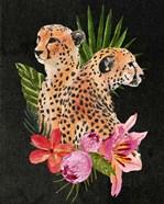 Cheetah Bouquet I
