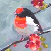Brushstroke Bird I