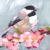 Brushstroke Bird II