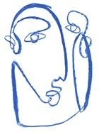Blue Self II