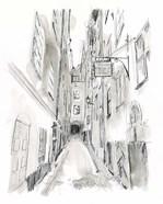 European City Sketch I