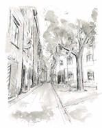European City Sketch II