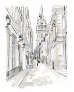 European City Sketch III