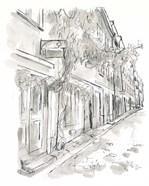 European City Sketch V