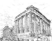 Secret Greece in B&W I