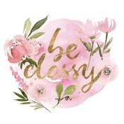 Pink Blooms II