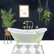 Boho Bath I