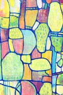 Stained Glass Composition II