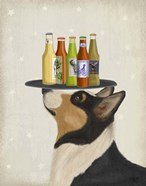 Corgi Tricolour Beer Lover